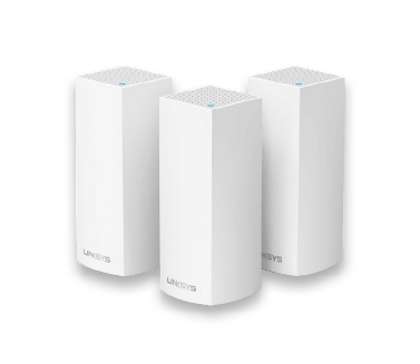 DISH Smart Home Services - Linksys Velop Mesh Router - New Richland, Minnesota - Airwave Solutions LLC - DISH Authorized Retailer