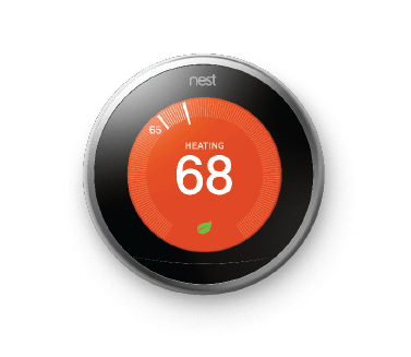 DISH Smart Home Services - Nest Learning Thermostat - New Richland, Minnesota - Airwave Solutions LLC - DISH Authorized Retailer