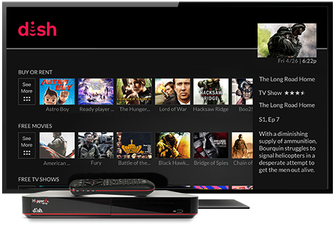 Ondemand TV from DISH | Airwave Solutions LLC